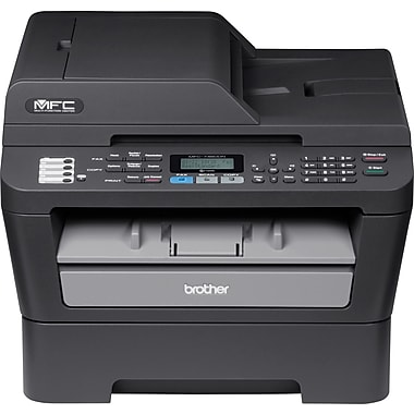 Brother® EMFC-7460DN Refurbished Laser Multi-Function Printer