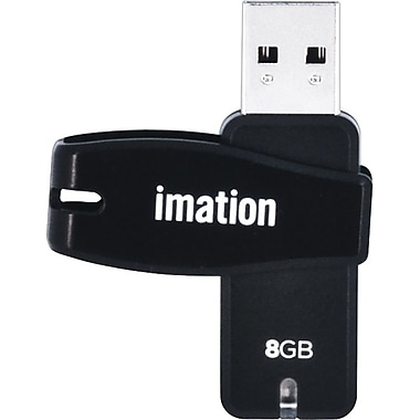 Imation 8GB Swivel USB Flash Drive