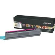 Lexmark™ X925H2MG Magenta Toner Cartridge, High-Yield