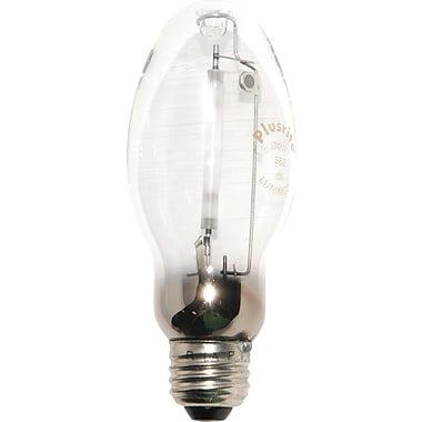 70 Watt Plusrite ED-17 High Pressure Sodium Bulbs, Clear, 6/Pack