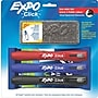 Expo® Click™ Retractable Dry-Erase Marker Starter Set