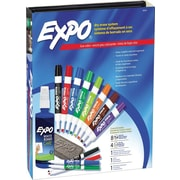 Expo® Low Odor Dry-Erase Kit