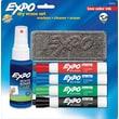 Expo® Low-Odor Dry-Erase Starter Set