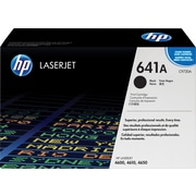 HP 641A Black Toner Cartridge (C9720A)
