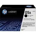 HP 05X Black Toner Cartridge (CE505X), High Yield