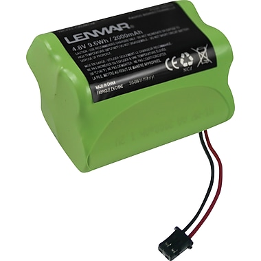 Lenmar Replacement Battery for Uniden Bearcat BC245XLT Two Way Radios