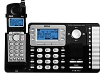 RCA 25252 DECT 6.0 2-Line Cordless with Full Duplex Speakerphone