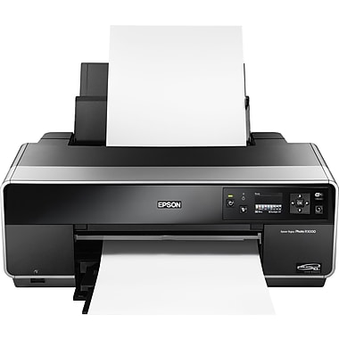 Epson® Stylus® R3000 Wide-Format Photo Printer