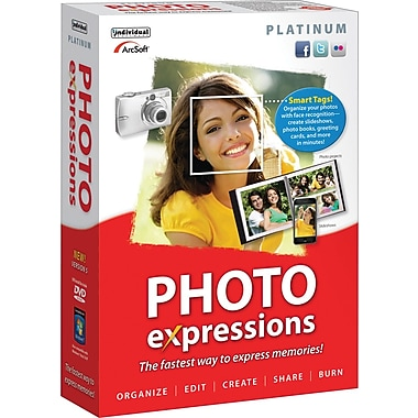 Photo Expressions Platinum 5 for Windows (1-User) [Boxed]
