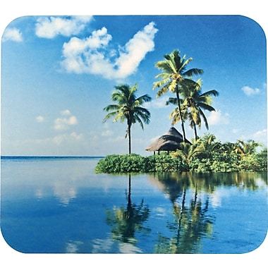 Staples® Beach Scene Mouse Pad