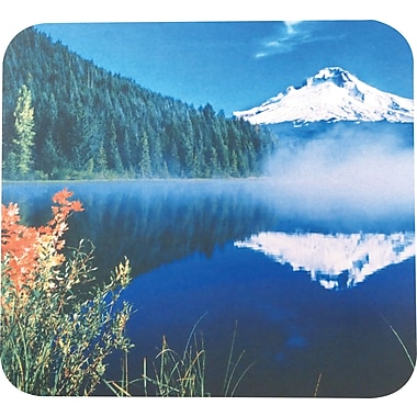 Staples® Mountain Scene Mouse Pad