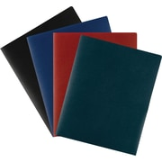 Staples® Poly 2-Pocket Folders