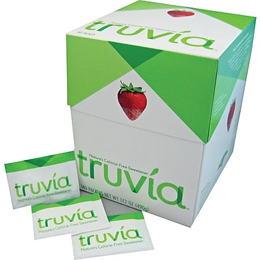 Truvia Sweetener Packets, 140/Box