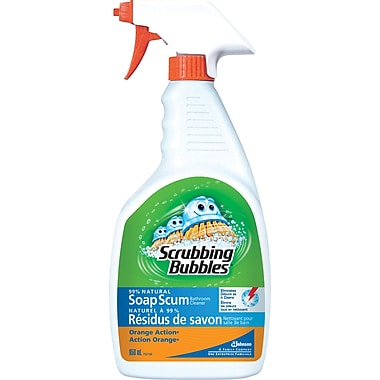 Scrubbing Bubbles® Bathroom Soap Scum Remover with Orange Action