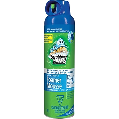 Scrubbing Bubbles® Mega Shower Foamer