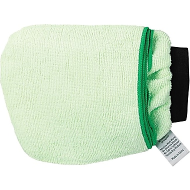 UnisanGrip-N-Flip 10-Sided Microfiber Mitt, Green