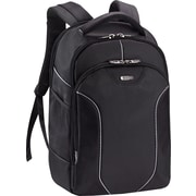 SOLO® Sentinel Collection Laptop Backpack, Black, 17.3
