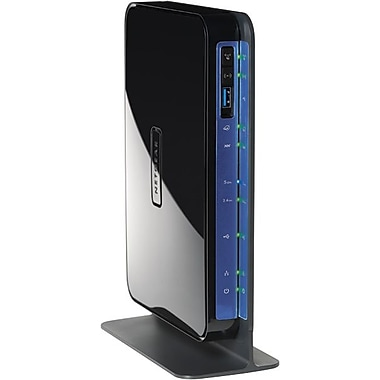 NETGEAR N600 Dual Band WiFi DSL Modem Router ADSL2+, Gigabit Ethernet DGND3700
