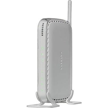 NETGEAR N150 WiFi Access Point with 4-Port Fast Ethernet WN604