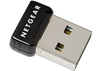 NETGEAR G54/N150 WiFi Mini USB Adapter (WNA1000M)