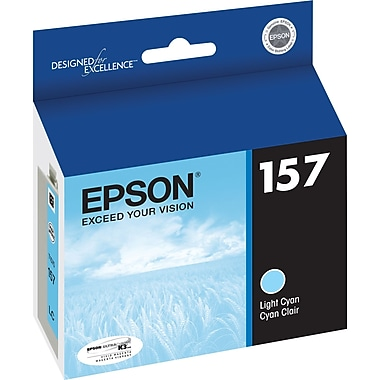 Epson 157 Light Cyan Ink Cartridge (T157520)