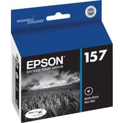 Epson 157 Matte Black Ink Cartridge (T157820)