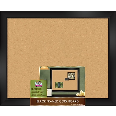 The Board Dudes™ 22in. x 18in. Home Decor Cork Board