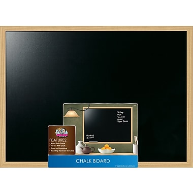 The Board Dudes™ Chalk Board, 23in. x 17in.