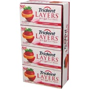 Trident Layers™ Sugar-Free Gum, 12 Packs/Box