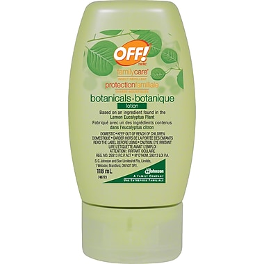 OFF!® Family Care Botanicals