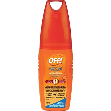 OFF!® Active Insect Repellent, Travel Size