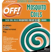 OFF!® - Spirales anti-moustiques