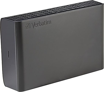 Review Verbatim Store 'n' Save USB 3.0 Desktop Hard Drive, 2TB, Black Before Too Late