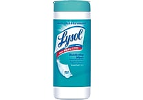 Lysol® Disinfecting Wipes, Ocean Fresh® Scent, 35 Wipes/Tub