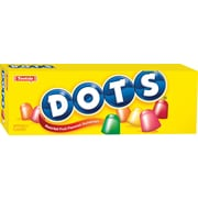 Dots Original Candy, 7.5 oz. Packs, 12 Packs/Box