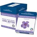 HammerMill® Premium Inkjet Paper, 8 1/2in. x 11in., 24lb., 2,500/Case