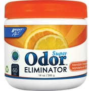 Bright Air® Super  Odor Eliminator Air Freshener, Mandarin Orange & Fresh Lemon