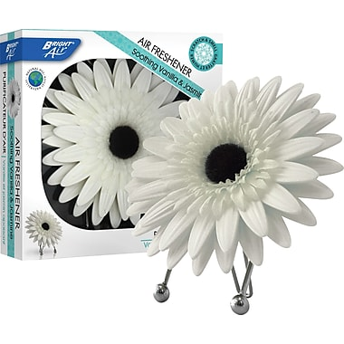 Bright Air® Daisy Air Freshener, Soothing Vanilla & Jasmine Scent