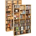 Atlantic Oskar Adjustable Multimedia Storage