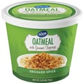 N' Joy Oatmeal with Orchard Spice Toppings, 2.55 oz. Cups, 8 Cups/Box