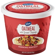 N' Joy® Oatmeal with Morning Burst Toppings, 3.42 oz. Cups, 8 Cups/Box