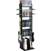 Atlantic® Game Central Tall Storage Hub, Black