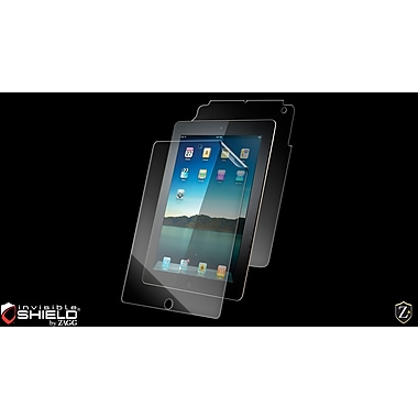 ZAGG™ invisibleSHIELD™ Full Body Shield for Apple® iPad™ 2 (Wi-Fi + 3G)