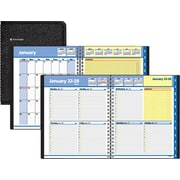 "2014 AT-A-GLANCE® QuickNotes® Weekly/Monthly Appointment Book, 8"" x 9 7/8"""
