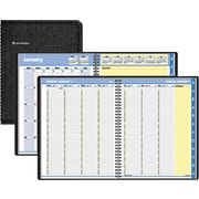 "2014 AT-A-GLANCE® QuickNotes® Weekly/Monthly Appointment Book, 8 1/4"" x 10 7/8"""