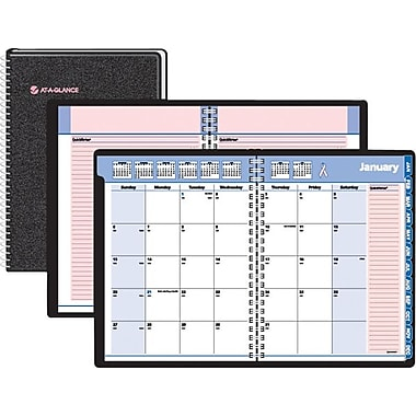 "2014 AT-A-GLANCE® QuickNotes® Special Edition Monthly Planner, 8 1/4"" x 10 7/8"""