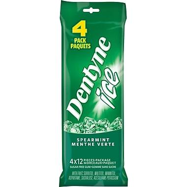 Dentyne® - Gomme à mâcher sans sucre, menthe verte