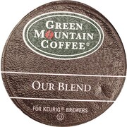 Keurig® K-Cup® Green Mountain® Our Blend Coffee, Regular. 24/Pack