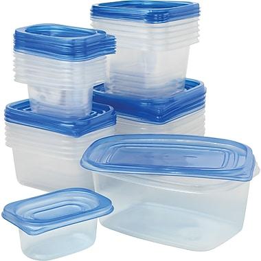 54 Piece food storage set