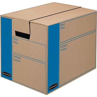 Bankers Box®  Multi-Purpose Storage Boxes, 3/Pack